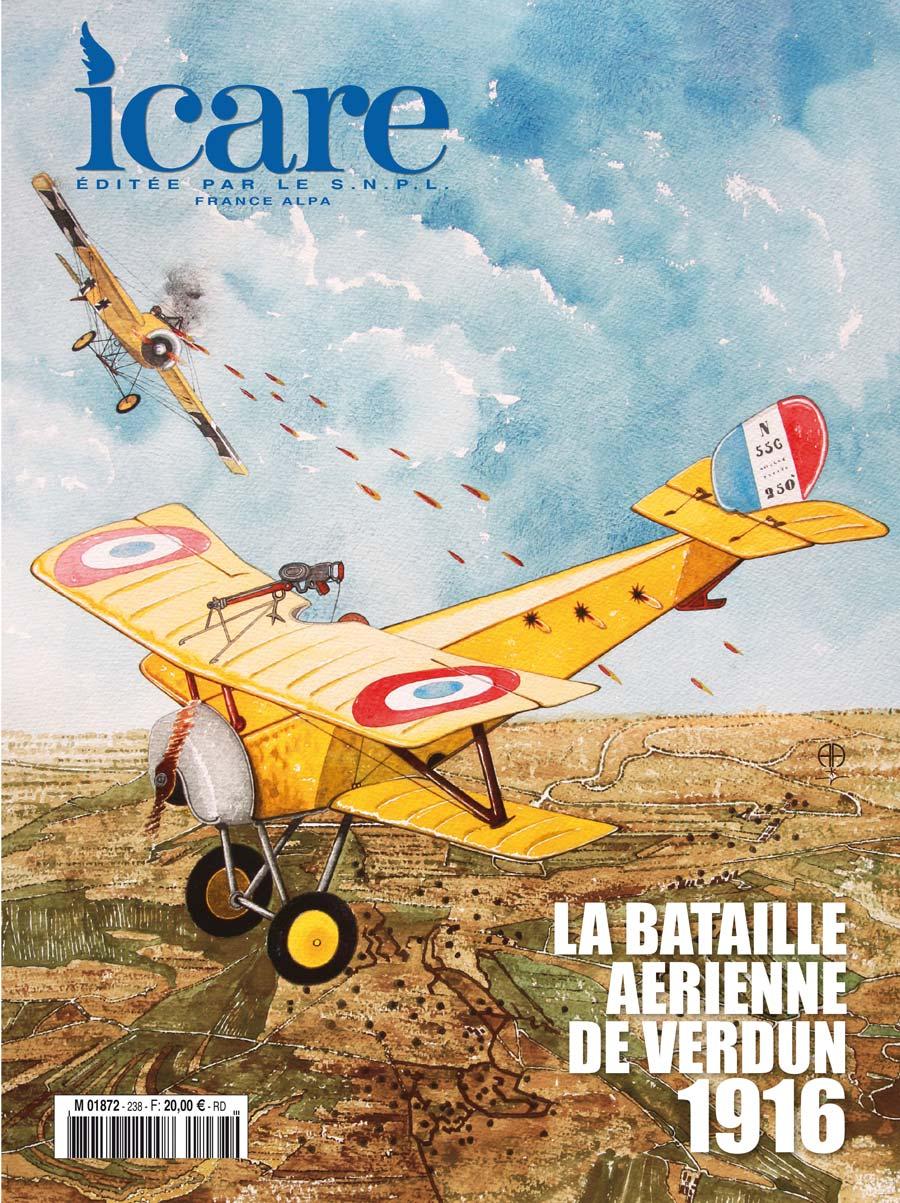 Icare n°238 – La bataille aérienne de Verdun 1916
