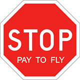 Pay to fly : je paye donc je suis ?