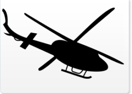 Les pilotes d'hélicoptère