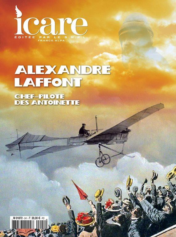 Icare n°241 - Alexandre Laffont chef-pilote des Antoinette