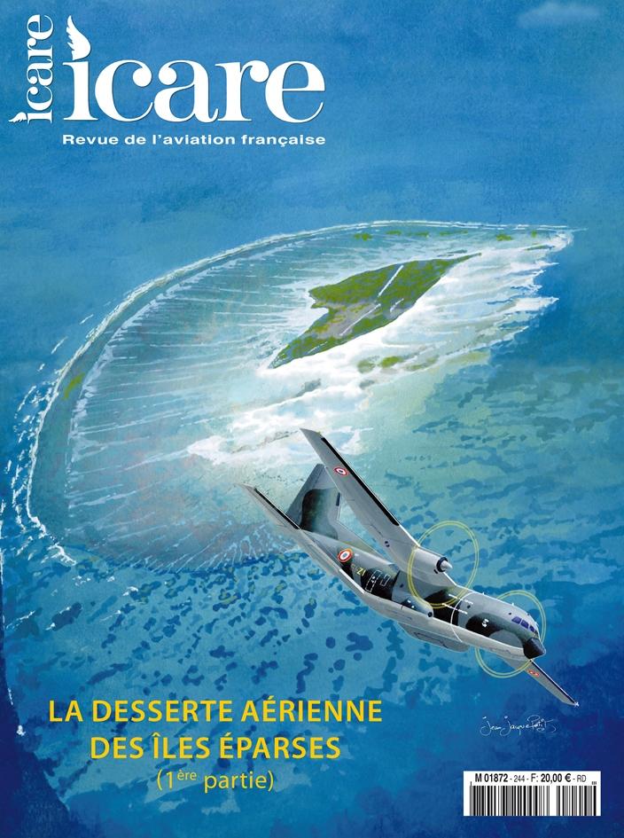 Icare n°244 - La desserte des îles Eparses