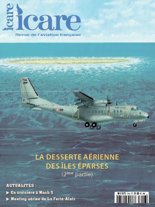 Icare n°246 – La desserte aérienne des îles Eparses (2ème partie)