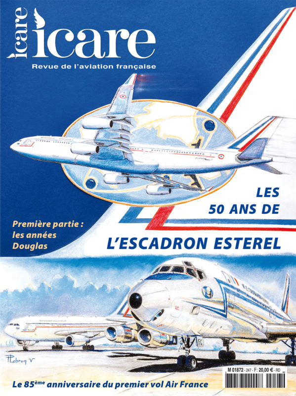 Icare n°247 – Les 50 ans de l'escadron Esterel (1ère partie)