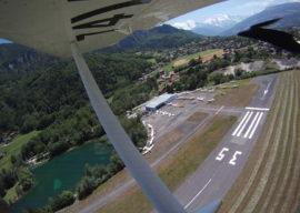 Sauvons l'aérodrome de Sallanches !
