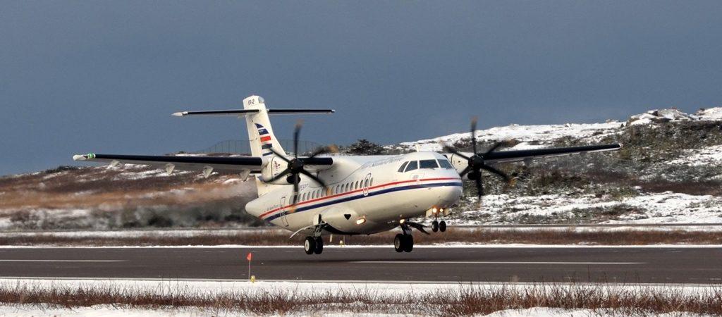 ATR AirSP
