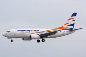 smartwings avion