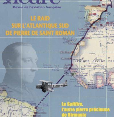 ICARE n°253 – Le raid sur l'Atlantique Sud de Pierre de St Roman