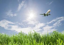 Communiqué de presse : La diminution de l'impact climatique du transport aérien est engagée