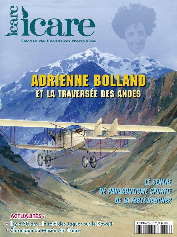Icare n°256 - Adrienne Bolland et la Traversée des Andes