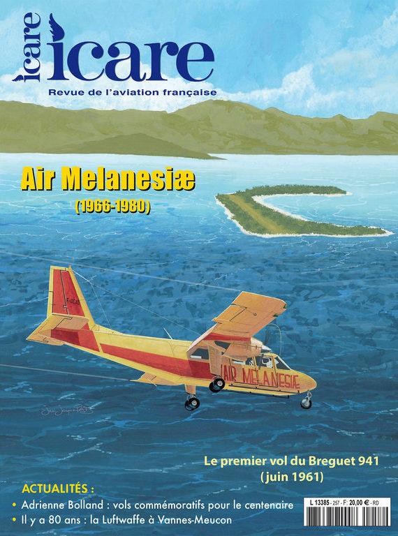 Icare n°257 – Air Melanesiæ (1966-1980)
